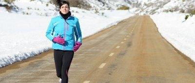 Běhání v zimě má svoje pravidla