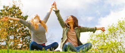10 tipů, jak se naučit být šťastný