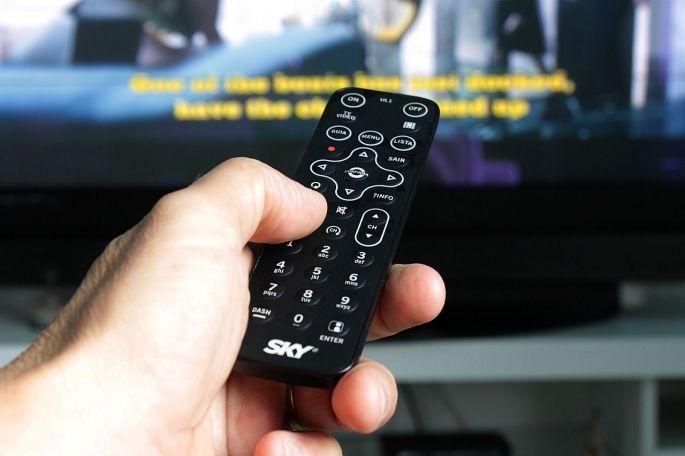 sledovani televize