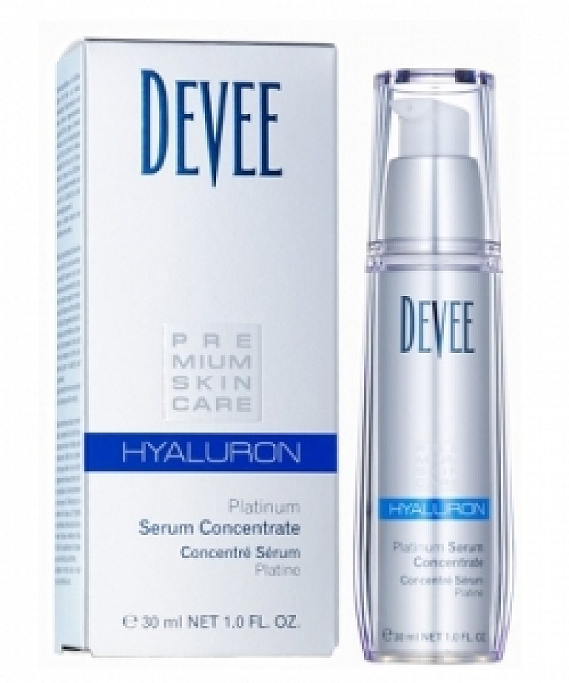 DEVEE Hyaluron Serum Platinum