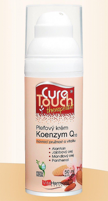 Cure Touch - Pleťový krém s Koenzýmem Q10