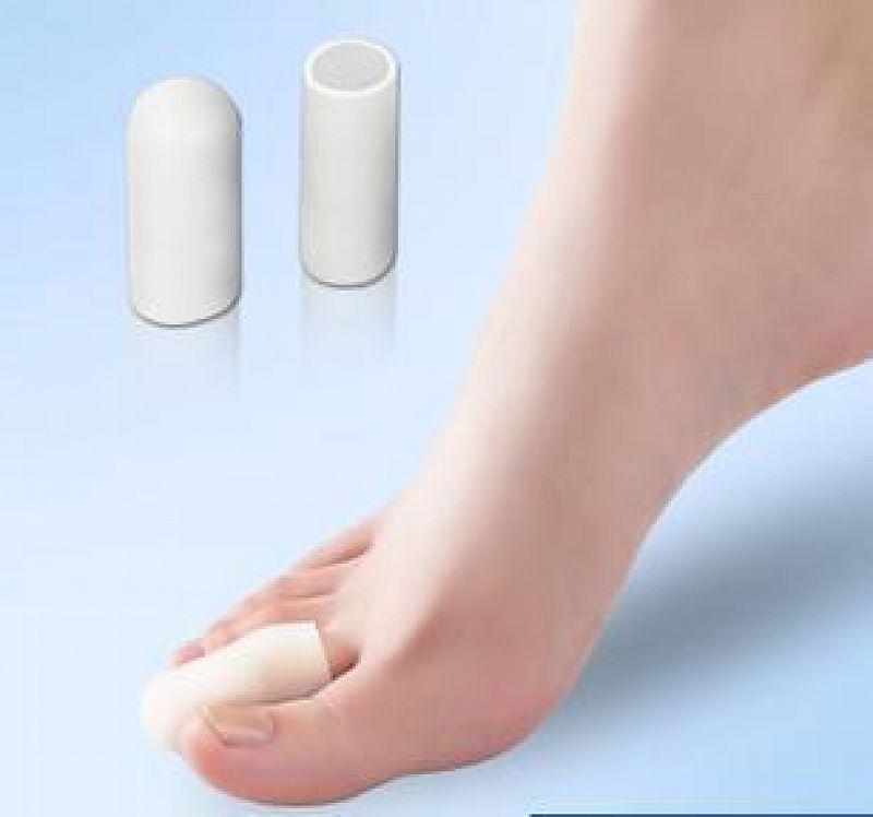 Gelový chránič na výrůstky/otlaky u palce nohou