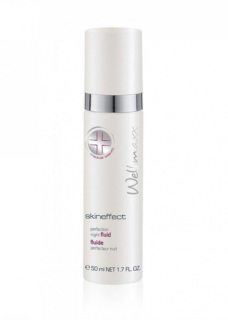 Noční krém Wellmaxx Skineffect