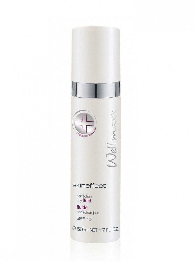 Denní fluid Wellmaxx Skineffect