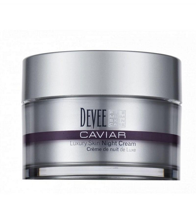 Noční krém s kaviárem DEVEE
