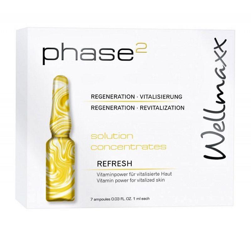Ampule s vysokou koncentrací vitamínů Refresh