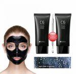 Čisticí maska ze živočišného uhlí