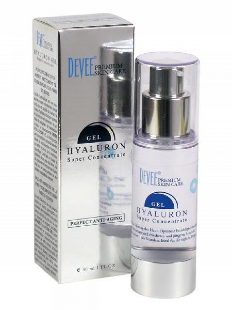 DEVEE Hyaluron gel proti vráskám 30ml