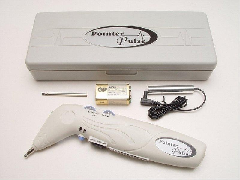 Laserové akupunkturní pero s elektrickými impulsy