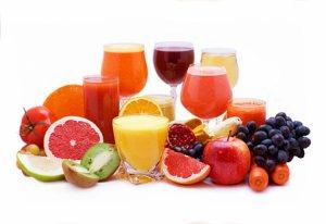 zdrave ovocne napoje