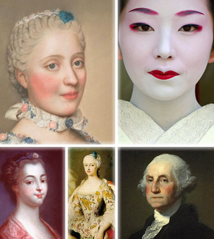 historie kosmetiky