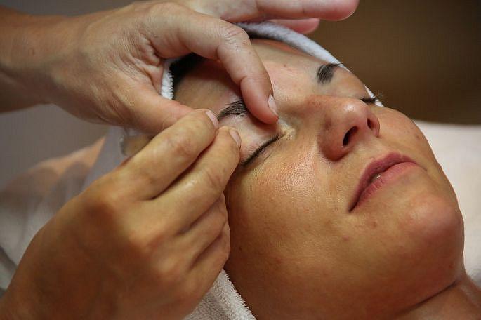 Ošetření pleti derma rollerem