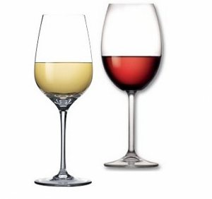 sklenka vina