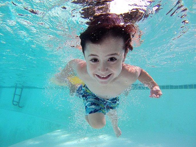 Plávanie pre detí