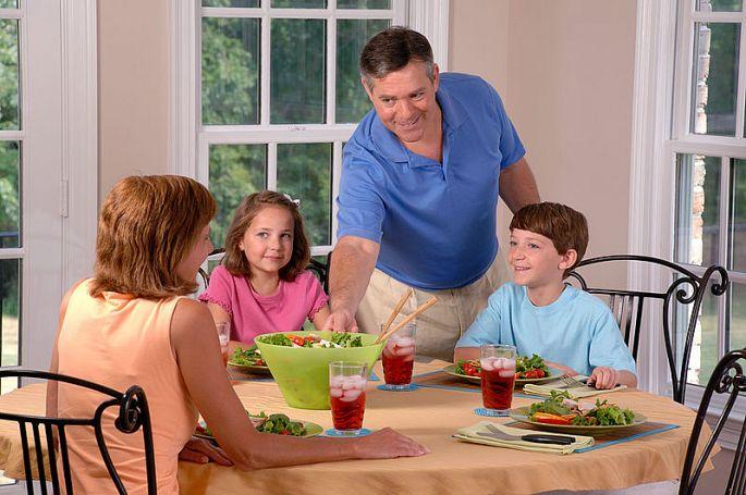rodinny obed