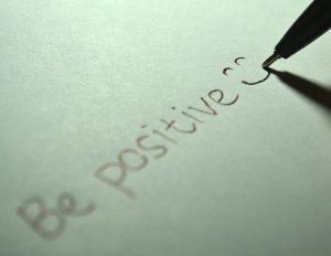 myslete pozitivne