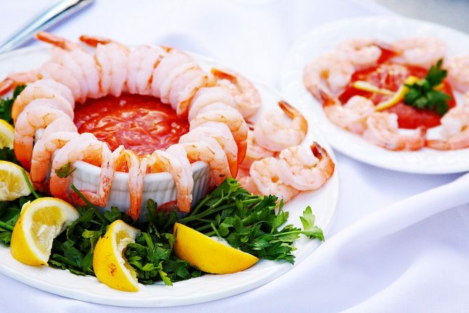 morske plody
